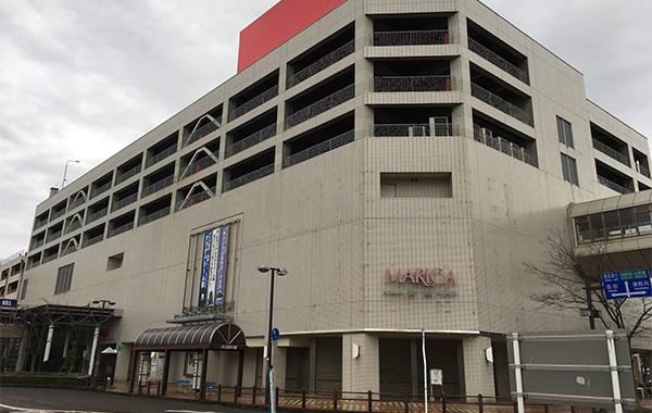 鶴岡駅前商店街